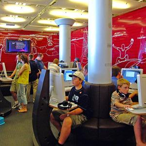Интернет-кафе Долгого
