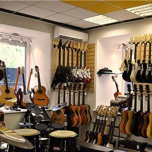 Музыкальные магазины Долгого