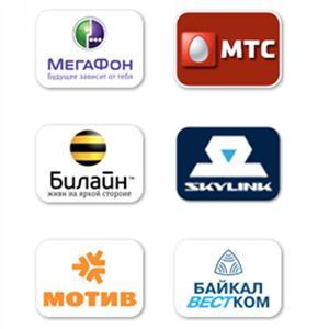 Операторы сотовой связи Долгого