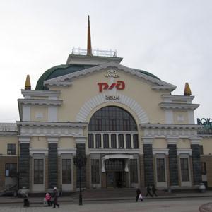 Железнодорожные вокзалы Долгого